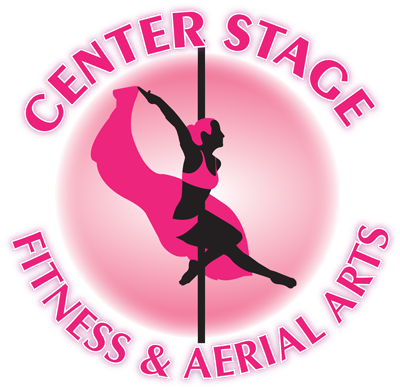 Center Stage Fitness & Aerial Arts Logo